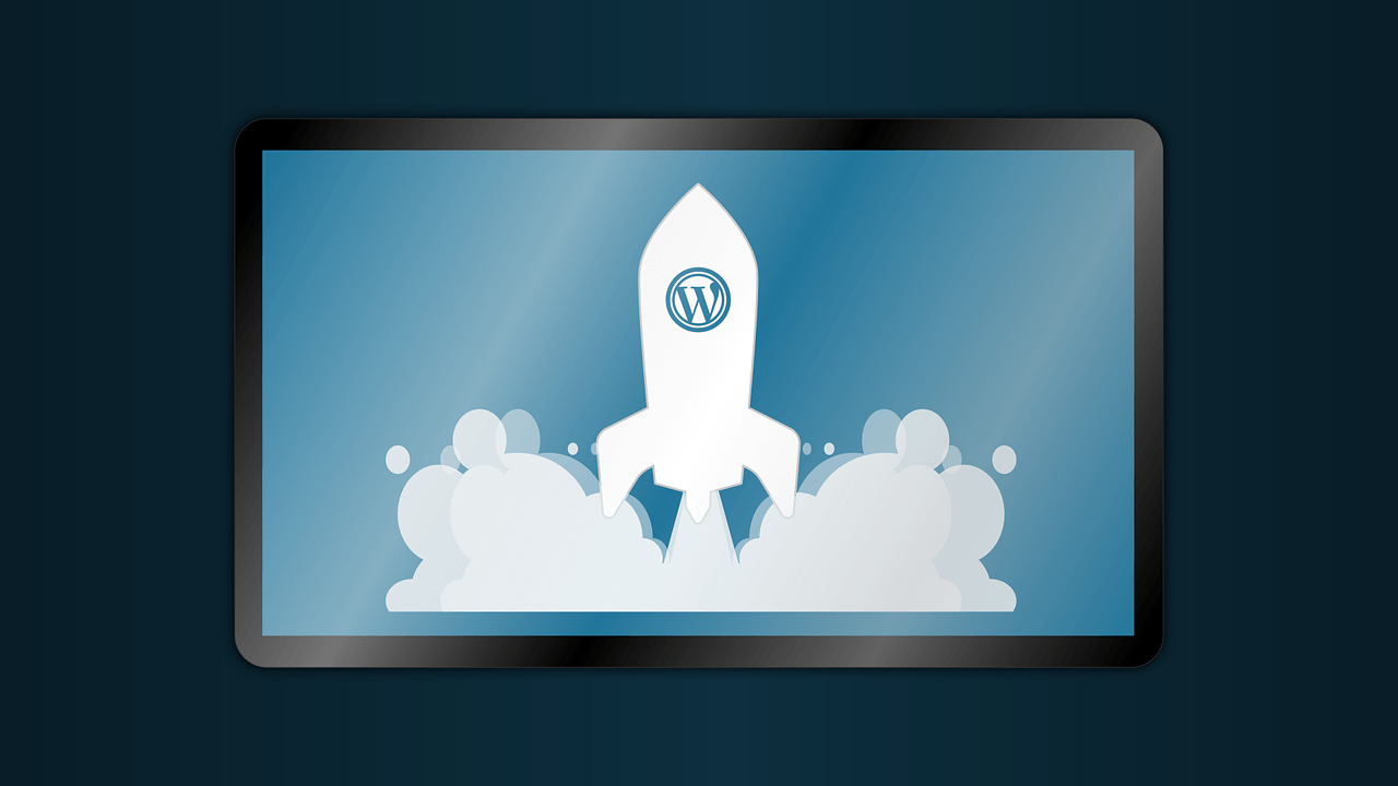 logo per corso wordpress